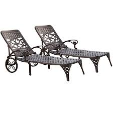 Black Patio Chairs by Tradewinds Patio Chairs Patio Furniture The Home Depot