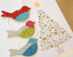 and the green easy peasy diy ornaments