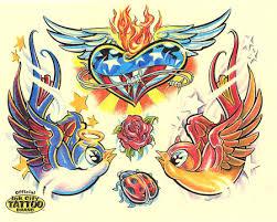 the flash tattoo designs
