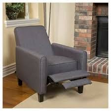 darvis fabric recliner club chair christopher knight home