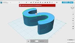 Home Design 3d App Keeps Crashing by Solved Autodesk 123d Design Autodesk Community