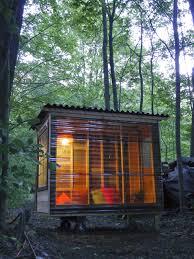 Pod Houses Relaxshacks Com A Tiny House Study Pod For An Nyu Professor U2026 On