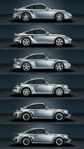 porsche 911 design evolution de la voiture porsche car auto 911