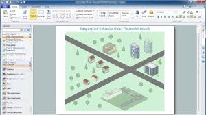 Home Network Design Software How To Create Local Vehicular Network Concept Diagram With