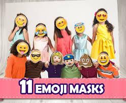 margarita emoji express duck photo booth prop duck mask prop
