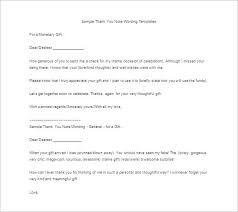 personal thank you letter sample 10 best reference letter images