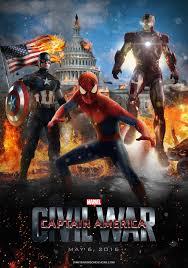 captain america civil war teaser poster by andrewss7 on deviantart