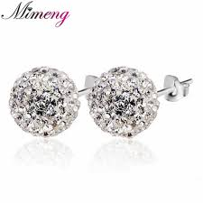 sterling silver earrings sensitive ears promotion shop for