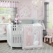 Pink And Gray Crib Bedding Images Boutique Pink Gray Elephant 13pcs Crib Bedding Sets And