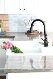 ikea farmhouse sink single bowl apron sink ikea simple kitchen area with white ceramic single bowl
