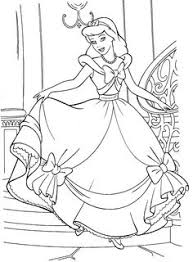 coloring pages princess disney coloring pages free printable cinderella coloring pages