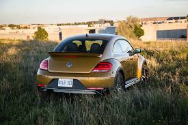 yellow baja bug review 2016 volkswagen beetle dune canadian auto review