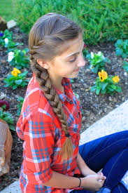 images of braids with french roll hairstyle french twist into side braid cute girls hairstyles