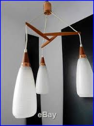 Milk Glass Chandelier Scandinavian Mid Century Glasses