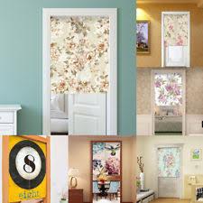 Vertical Tension Rod Room Divider Japanese Door Curtain Ebay