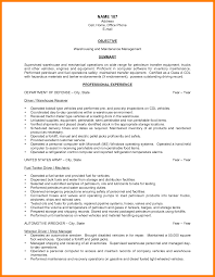 Objective Samples For Resumes by 5 Warehouse Associate Resume Objective Examples Joblettered