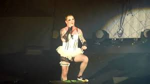 corey taylor stone sour in a tutu youtube