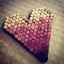 heart shaped wine cork board d i y pinterest cork boards