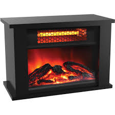 pleasant hearth glf 5002 50 sheridan mobile fireplace white