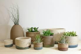 horizon line ceramics u2013 handmade ceramic plant pots