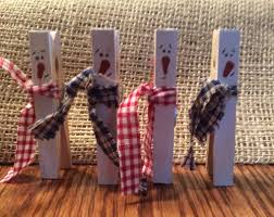 better budgeting ornaments wood clothespin