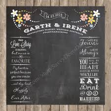 wedding backdrop quotes wedding photo backdrop chalkboard printable complete custom