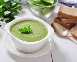 cuisine az com recette velouté d épinards au soja facile rapide