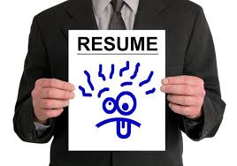 What A Resume Looks Like What To Do When Your Resume Looks Like Bad News