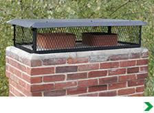 Outdoor Fireplace Caps by Chimney Caps At Menards