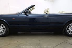 bentley arnage custom 1998 bentley azure convertible beverly hills car club