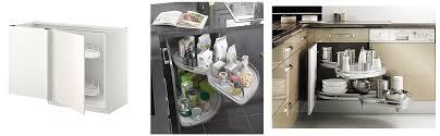 plateau tournant pour meuble de cuisine idées reçues pour cuisine n 2 mettre à tout prix des