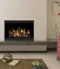 Direct Vent Fireplace Insert by Napoleon Ascent 42 B42 Direct Vent Gas Fireplace Clean Face