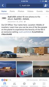 audi and airbnb live to drive venables bell and partners audi