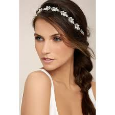 headbands that go across your forehead best 25 rhinestone headband ideas on sparkly wedding