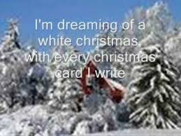 i m dreaming of a i m dreaming of a white christmas song lyrics and slide show