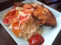 spécialité africaine cuisine l attiéké la recette recettes africaines
