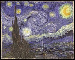 analyse du tableau la chambre de gogh appréciation d une œuvre la nuit étoilée de gogh 1888