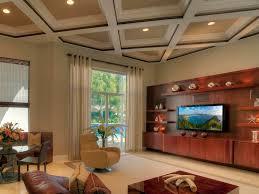 sensational flower decorate on led tv wall living room light wood