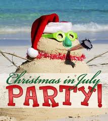 christmas in july christmas in july party theme alternative theme ideas pinterest