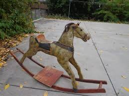 Horse Weathervane On Stand 207 Best Primitive Vintage Rocking Horses Images On Pinterest