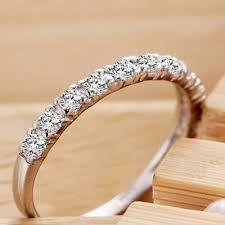 girls stone rings images Megrezen female red stone ring anillos cristal rings for girls jpg