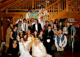 Gatsby Halloween Costumes Trendy Tuesday Strength Numbers Halloween Group Costumes