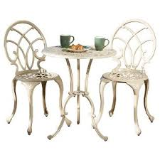 Chair Table Small Space Patio Furniture Target