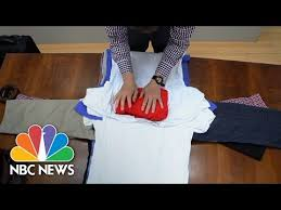 bundle packing for wrinkle free clothes carry on nbc news