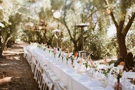 Banquet Table Top 5 Spring Wedding Trends Weddbook