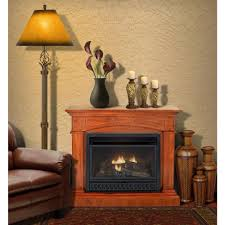 automatic shut off gas fireplace the home depot