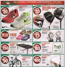 dcks sporting goods black friday u0027s sporting goods black friday 2012 ad scan and deals