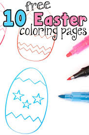 25 easter colouring ideas easter art easter