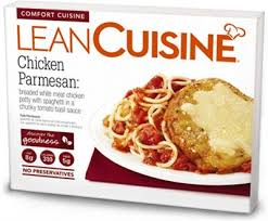 weight watchers advice lean cuisine chicken parm