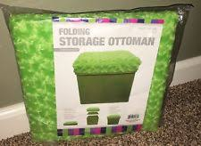 green ottomans footstools and poufs ebay